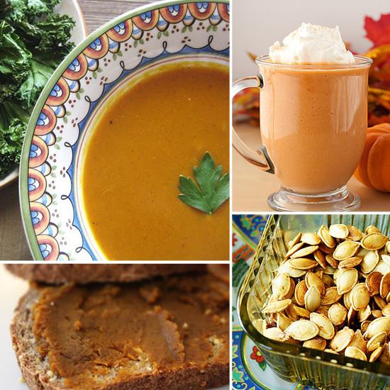 Pumpkin Dessert Recipes Healthy  Healthy Pumpkin Recipes For Breakfast Dinner and Dessert
