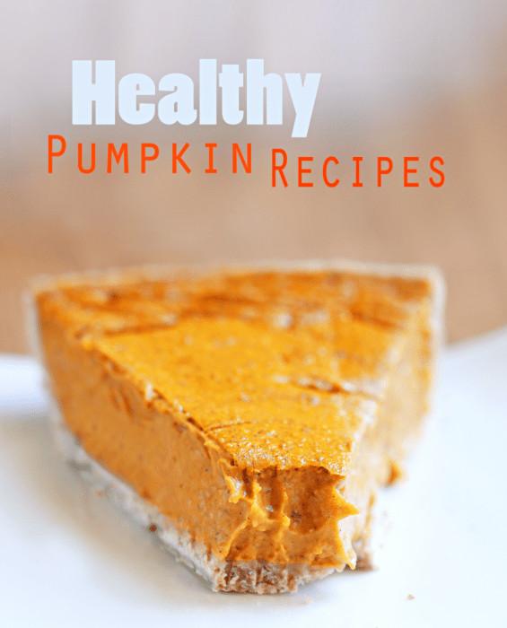 Pumpkin Dessert Recipes Healthy  Pumpkin Desserts 17 Healthy & Delicious Recipes