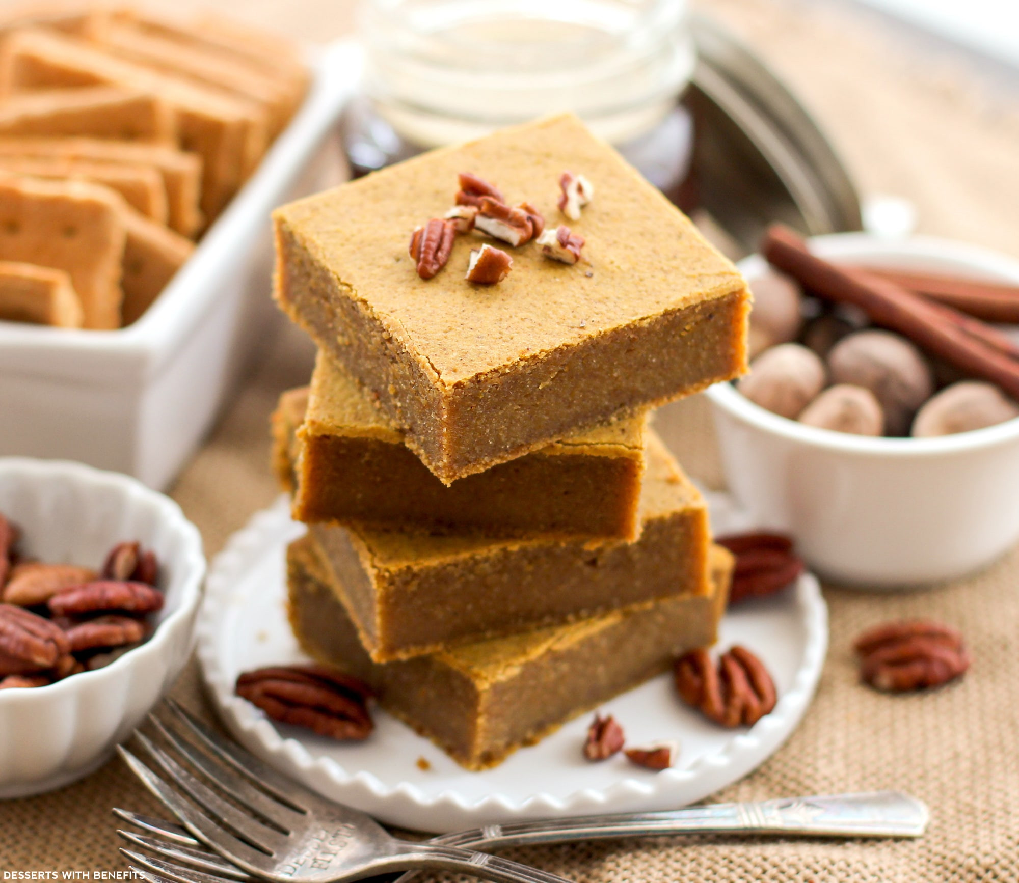 Pumpkin Desserts Healthy  Healthy Pumpkin Blon s Recipe