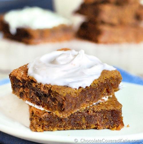 Pumpkin Desserts Healthy  Pumpkin Desserts 17 Healthy & Delicious Recipes