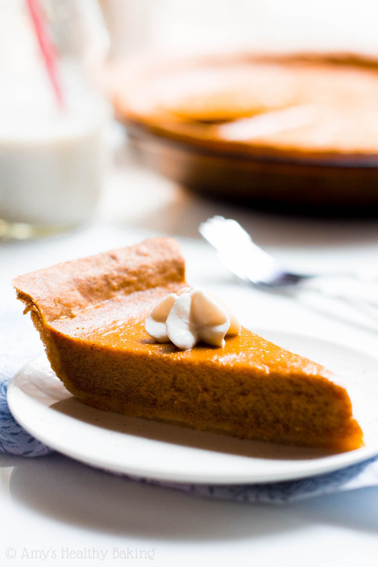 Pumpkin Pie Healthy  The Ultimate Healthy Pumpkin Pie