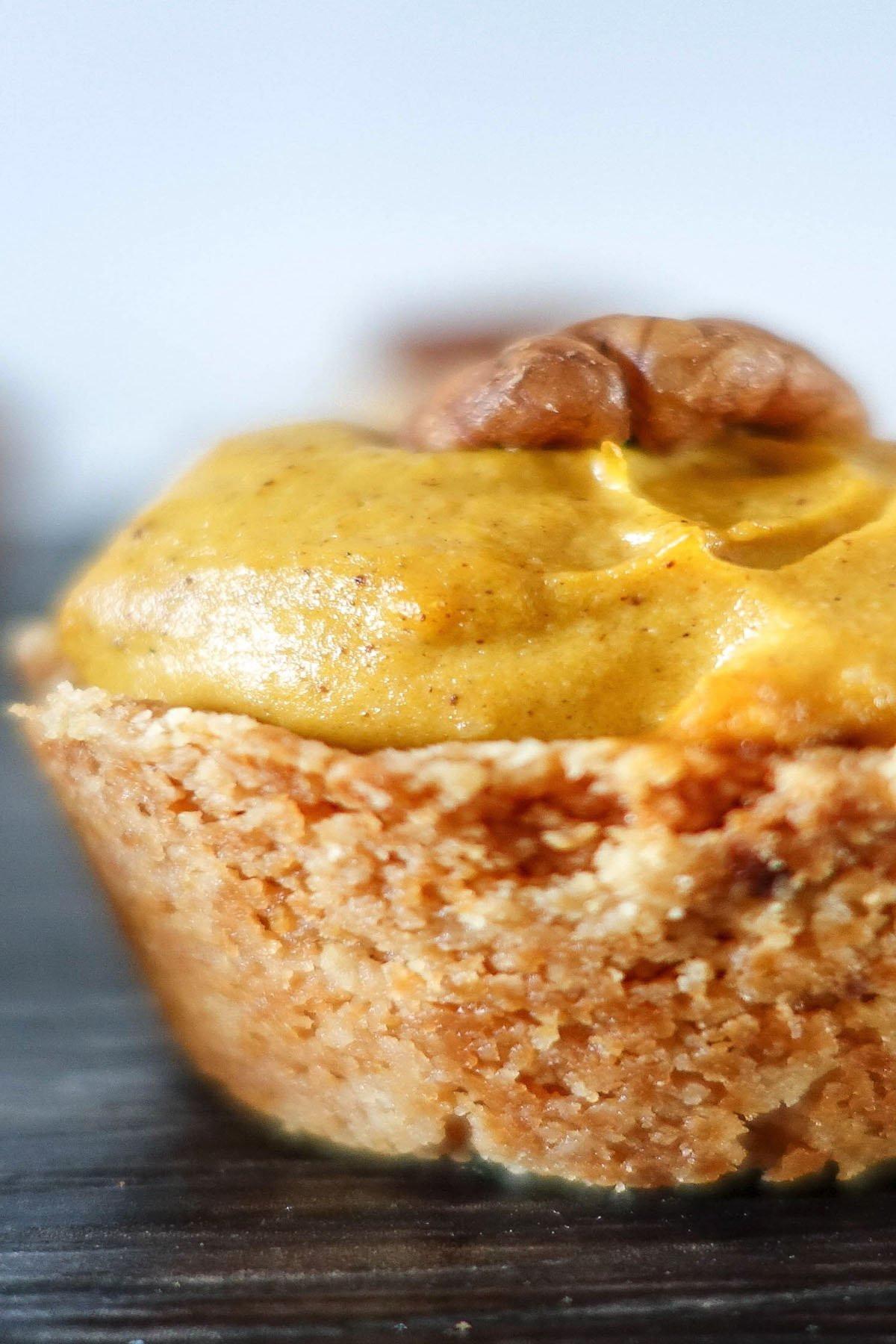 Pumpkin Pie Healthy  Healthy Mini Pumpkin Pies Gluten Free