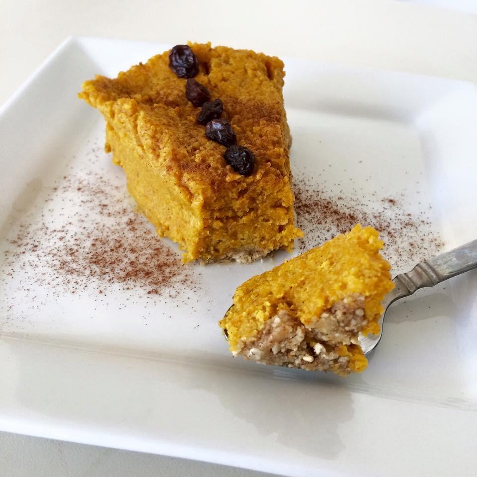Pumpkin Pie Recipes Healthy  Ripped Recipes Healthy Pumpkin Pie