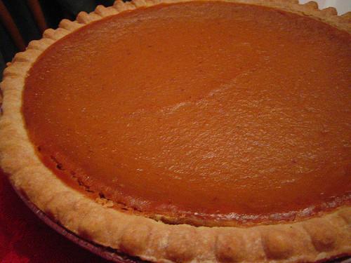 Pumpkin Pie Recipes Healthy  Healthy Pumpkin Spice Pie Recipe