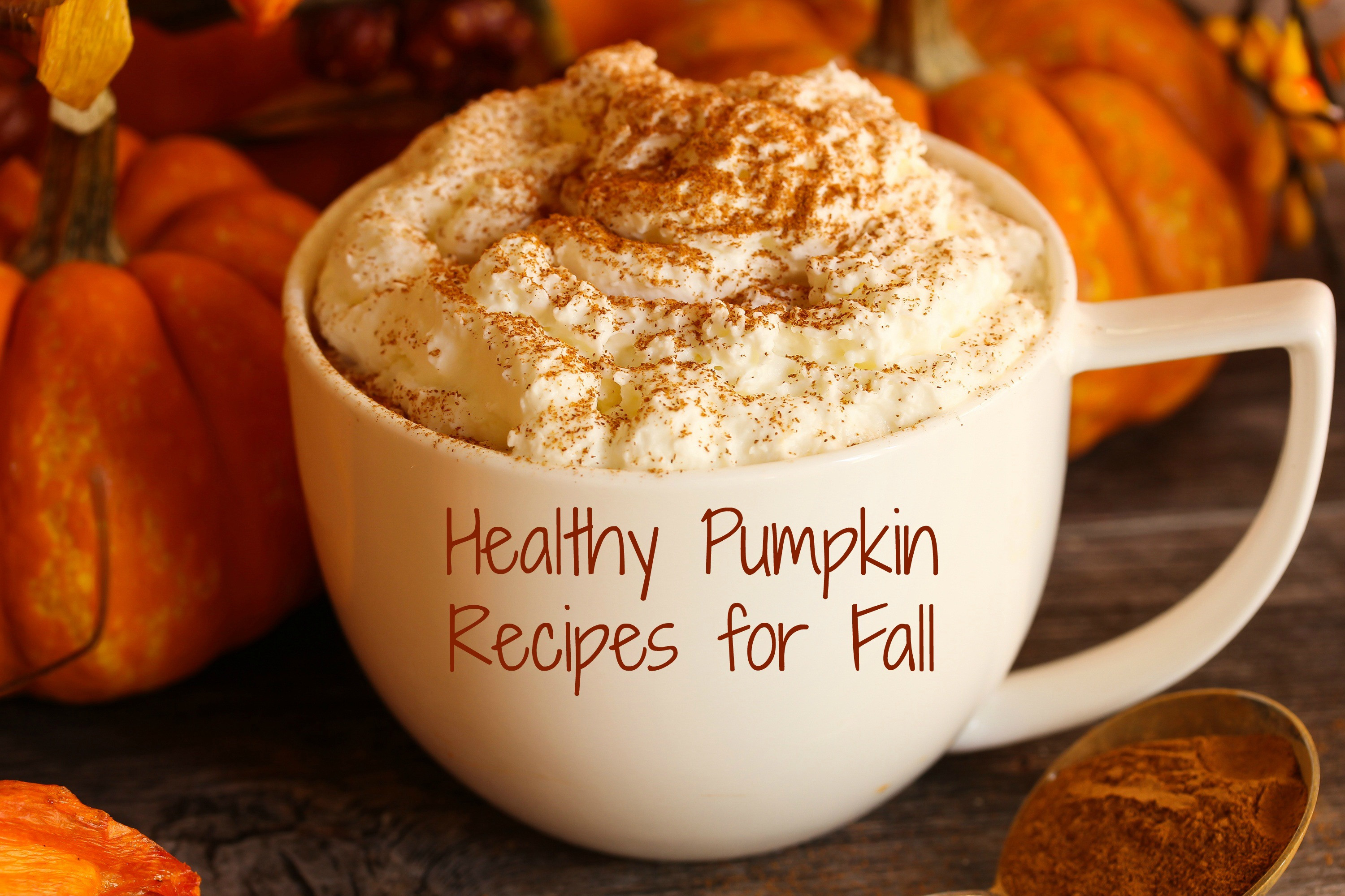 Pumpkin Recipes Healthy  Healthy Pumpkin Recipes for Fall TimeLess Weight Loss Blog