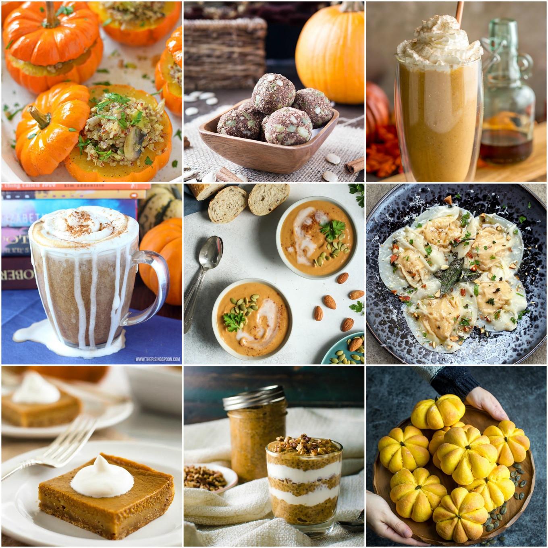 Pumpkin Recipes Healthy  20 Healthy Pumpkin Recipes for Fall • Salt & Lavender