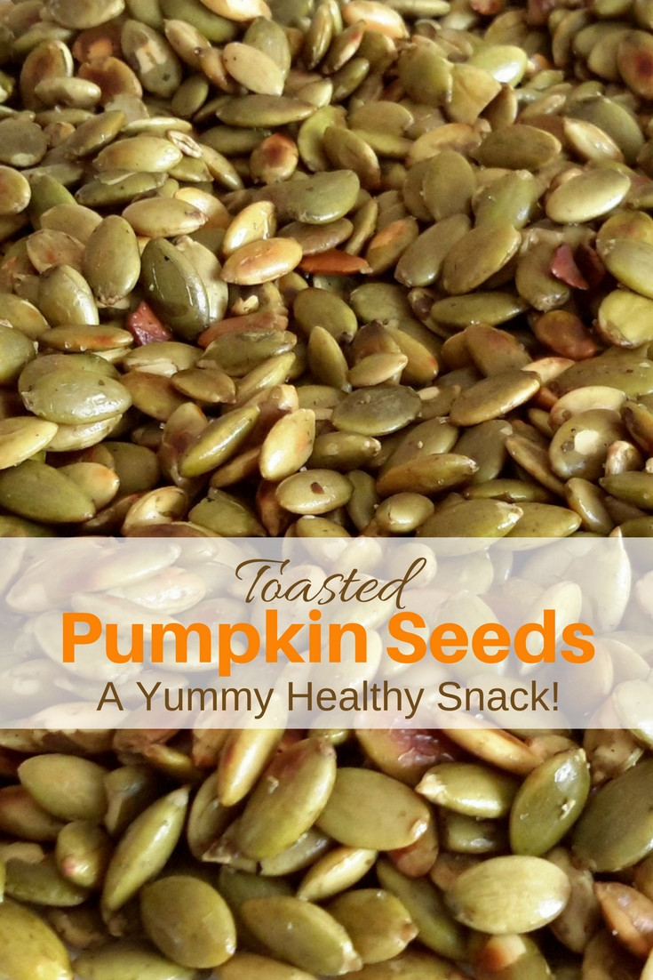 Pumpkin Seeds Healthy  Toasted Pumpkin Seeds A Healthy Snack You Make it Simple
