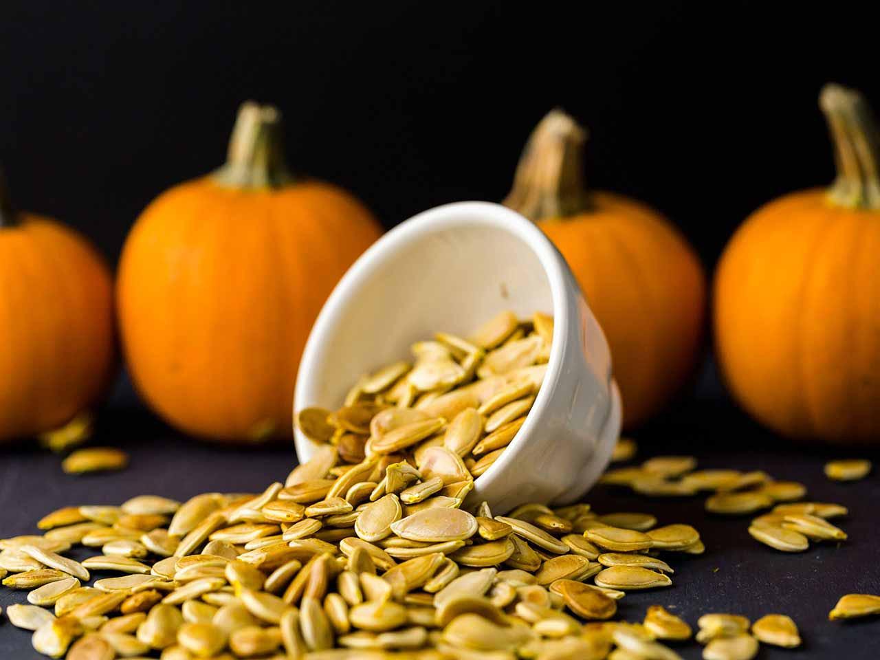 Pumpkin Seeds Healthy  Health benefits of seeds sesame pumpkin sunflower