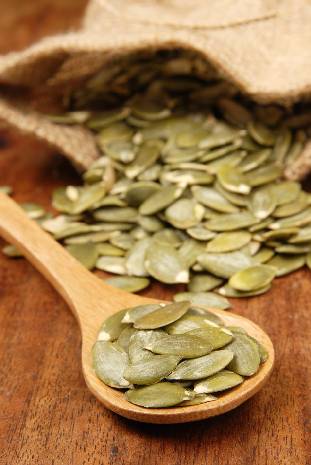 Pumpkin Seeds Healthy  7 Healthy Facts About Raw Pumpkin Seeds Young and Raw