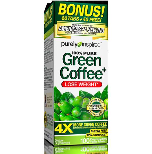Purely Inspired Organic Greens  Green Coffee