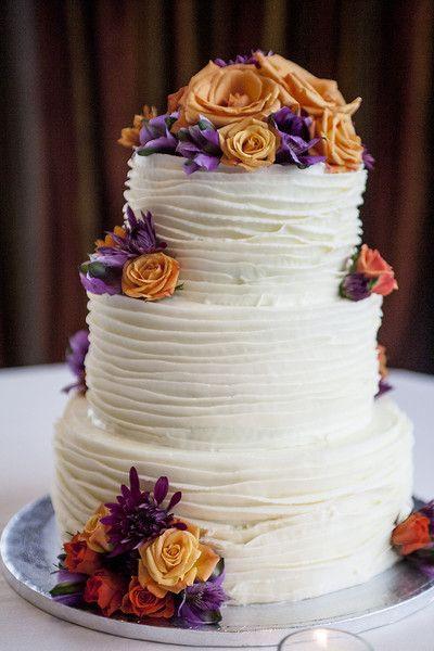 Purple And Orange Wedding Cakes  17 Best ideas about Square Wedding Dress on Pinterest