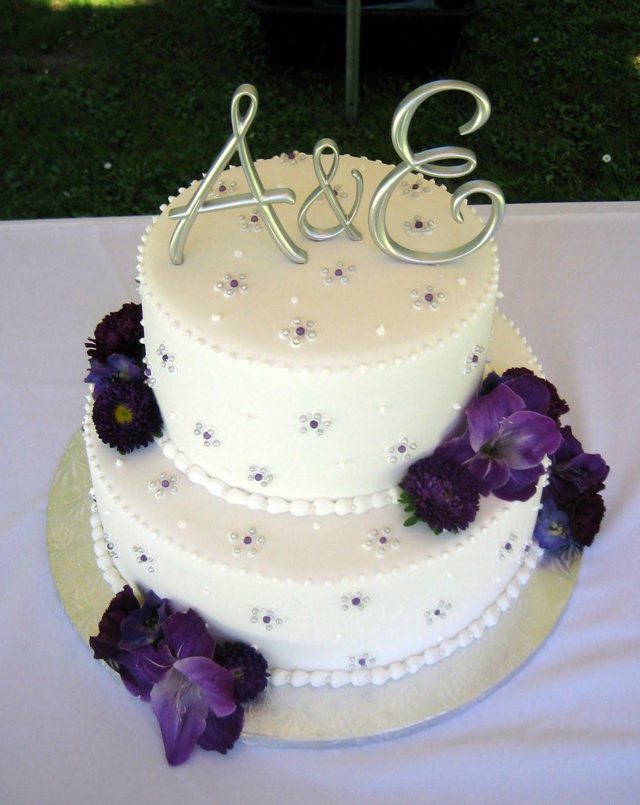 Purple Wedding Cakes Ideas  24 Cute Ideas Purple Wedding Cakes