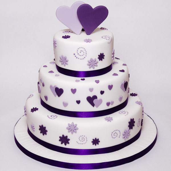 Purple Wedding Cakes With Prices  The Passionate Purple Wedding Cakes MARGUSRIGA Baby Party