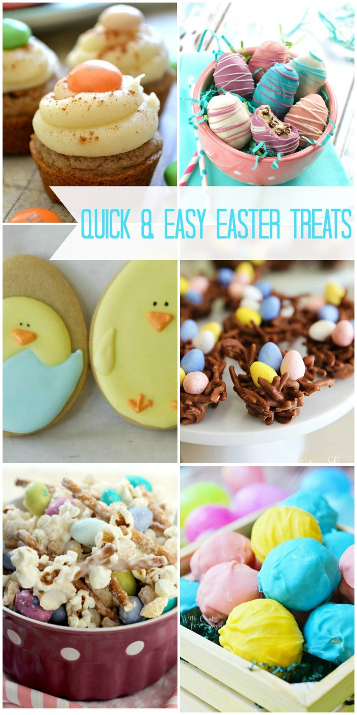 Quick And Easy Easter Desserts  Easter Desserts