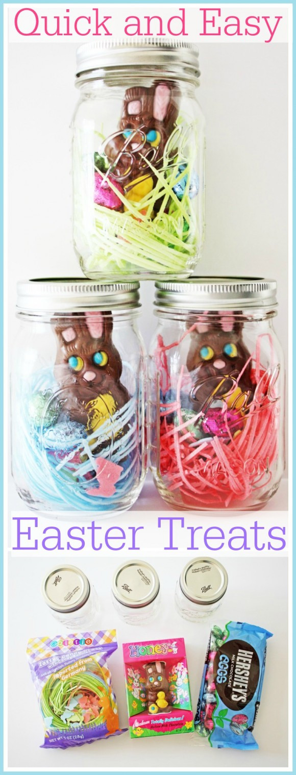 Quick And Easy Easter Desserts  Quick and Easy Mason Jar Easter Treats