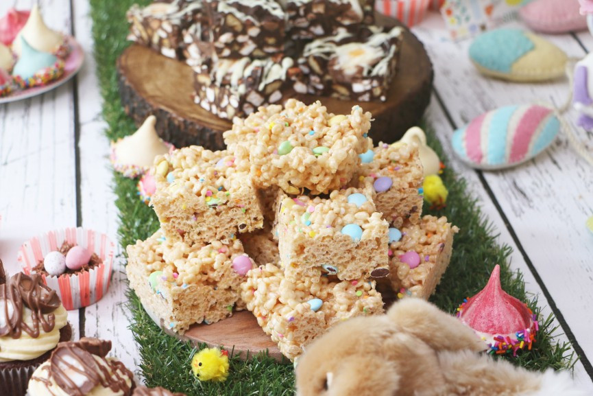 Quick And Easy Easter Desserts  Zoella