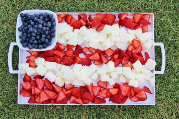 Quick And Easy Fourth Of July Desserts  Easy Last Minute 4th July Party Ideas