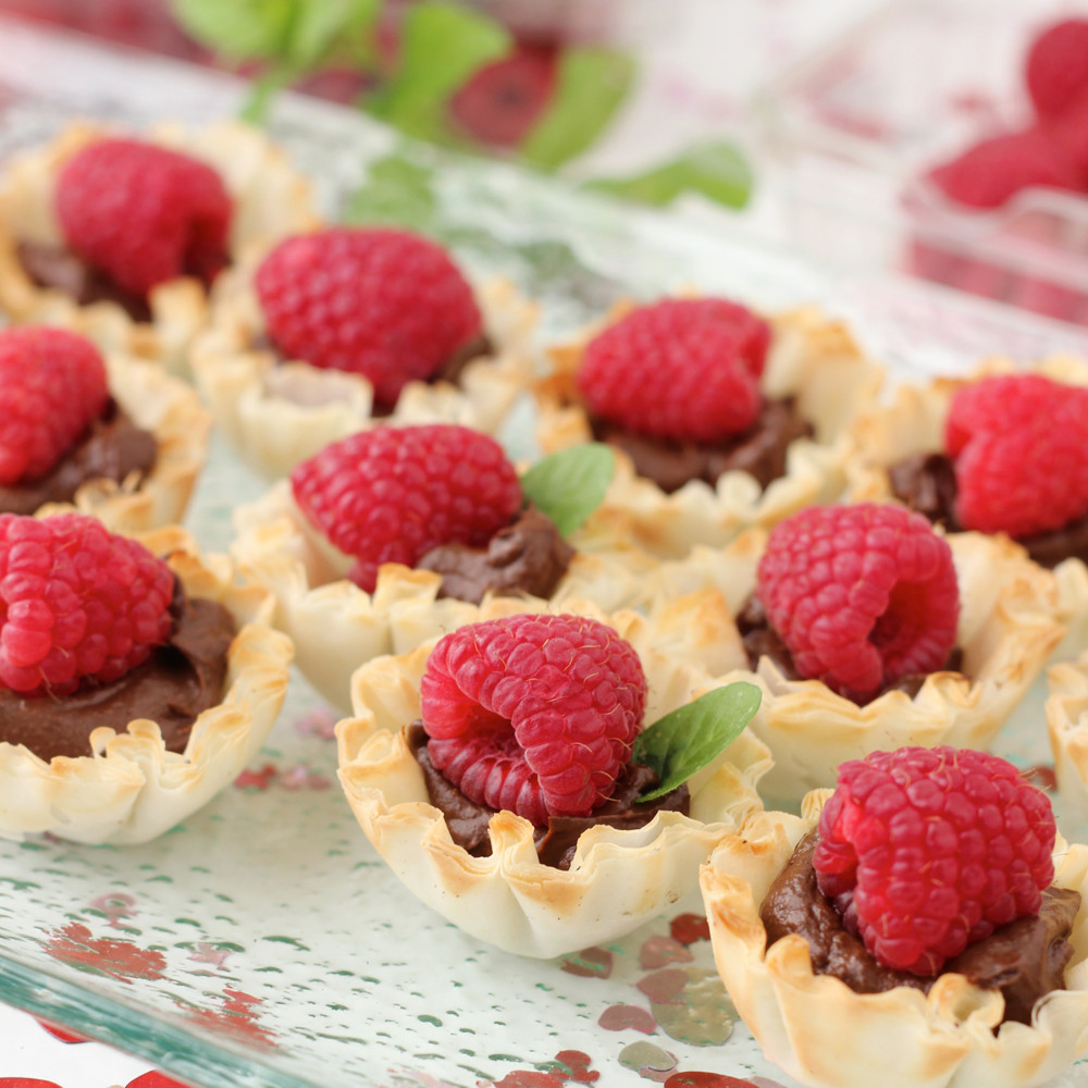 Quick And Easy Healthy Desserts  15 No Bake Berry Desserts Bite of Health Nutrition