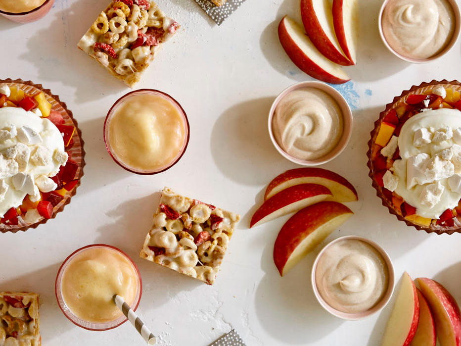 Quick And Easy Healthy Desserts  Quick Dessert Recipes Cooking Light