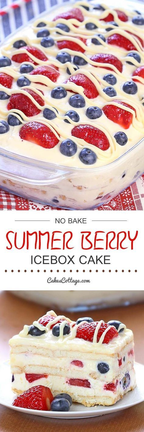 Quick And Easy Summer Desserts  Looking for a quick and easy Summer dessert recipe Try