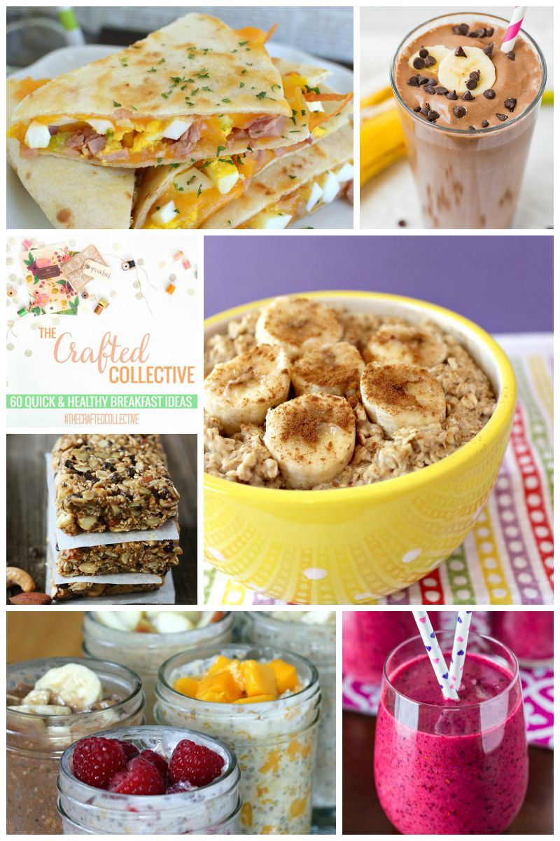 Quick And Healthy Breakfast Ideas  sweet healthy breakfast recipes
