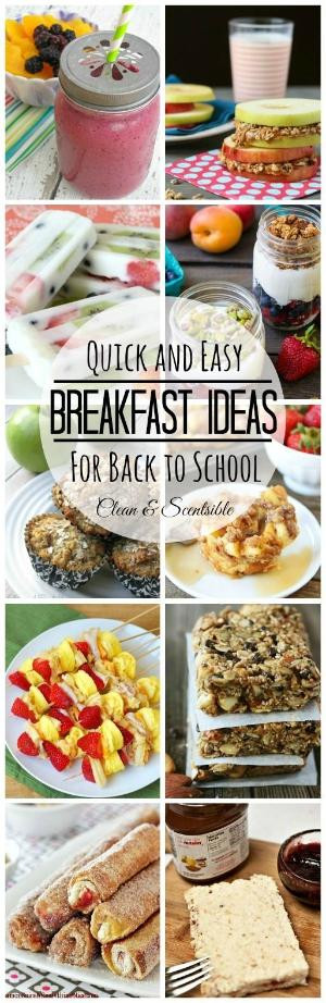Quick And Healthy Breakfast  10 quick and healthy breakfast ideas