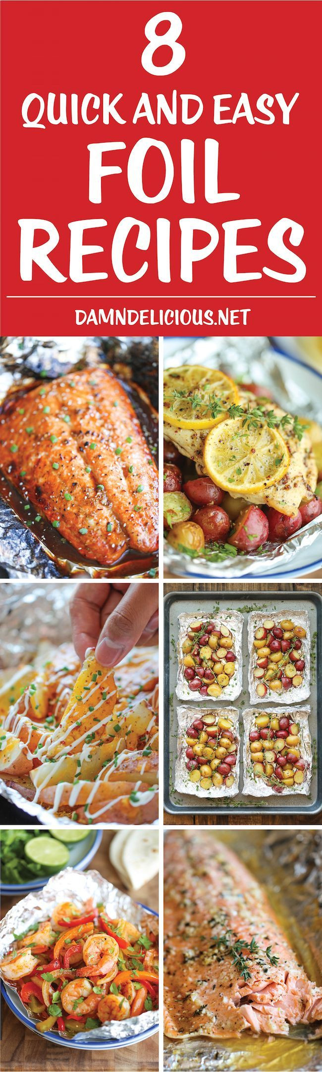 Quick Camping Dinners  25 best ideas about Foil dinners on Pinterest