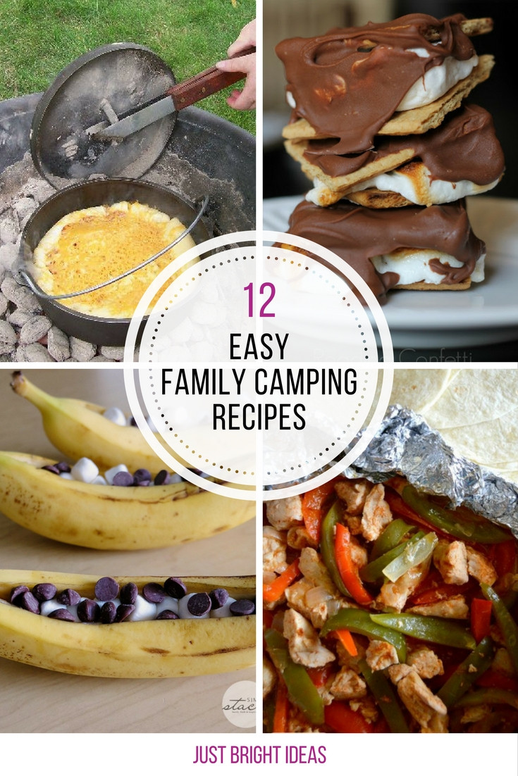 Quick Camping Dinners  12 Easy Family Camping Recipes You Need to Try