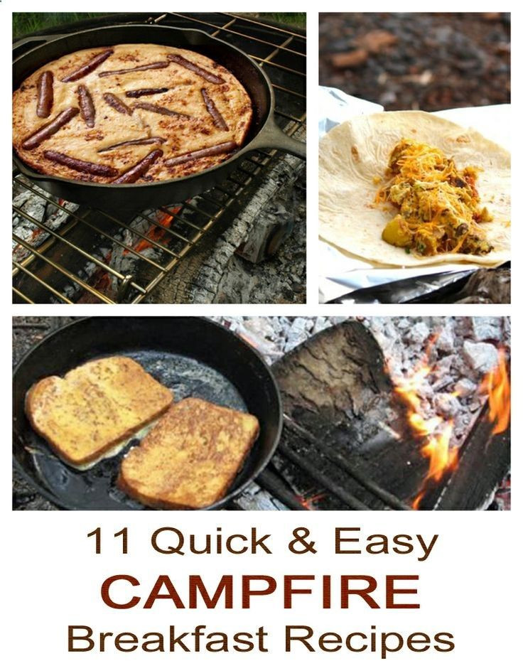 Quick Camping Dinners  67 best images about Toy Hauler Tips and Tricks on