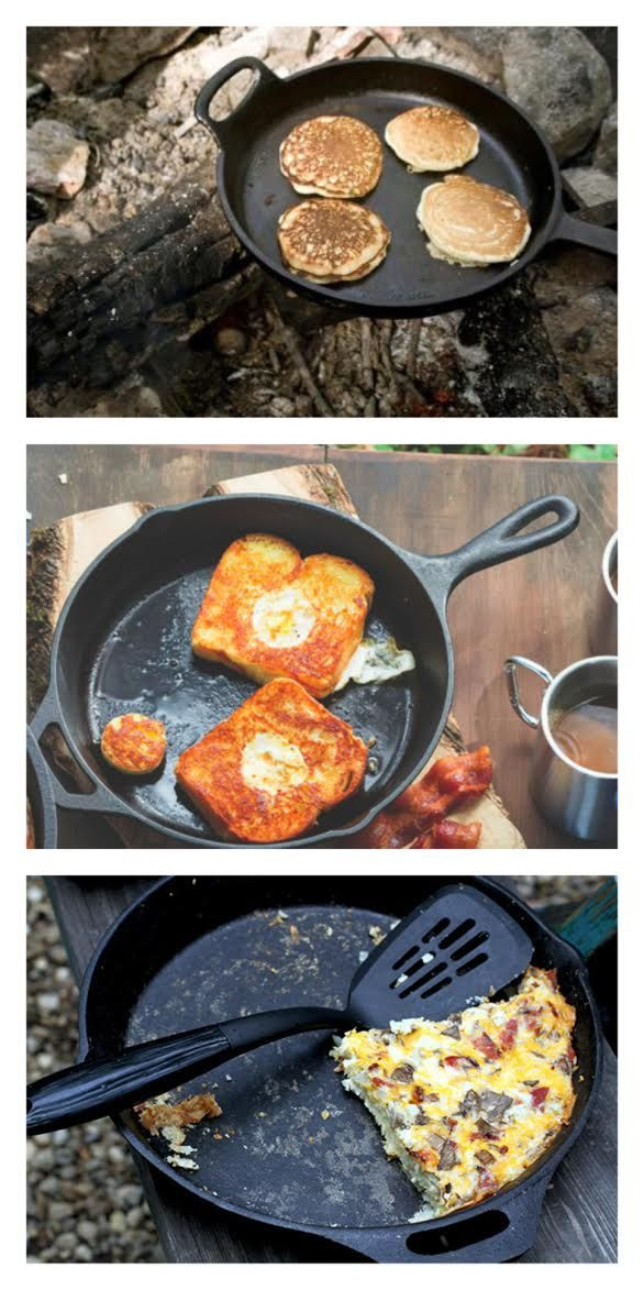 Quick Camping Dinners  3 Epic Camping Recipes