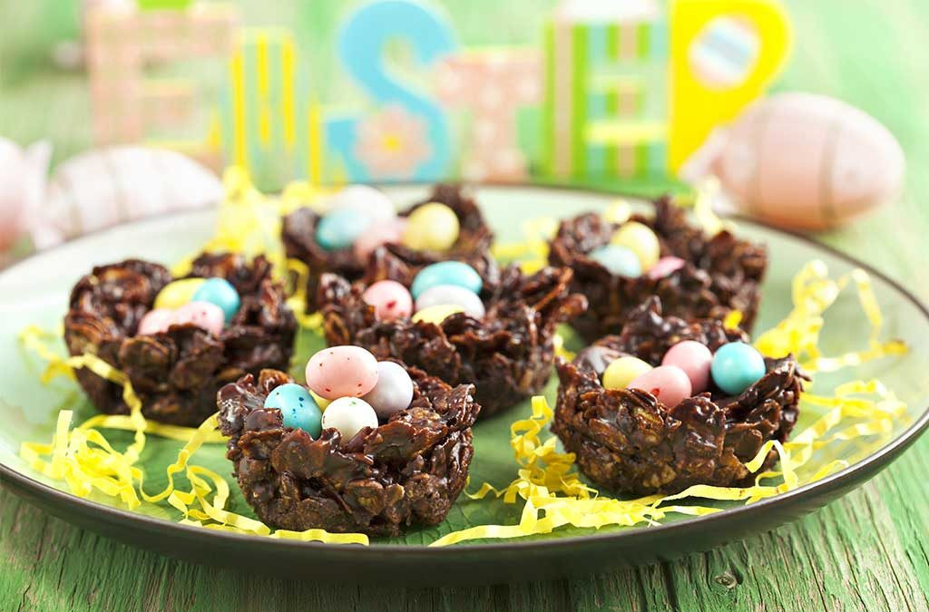 Quick Easter Desserts  Easter Treats 2 Quick and Easy Recipes