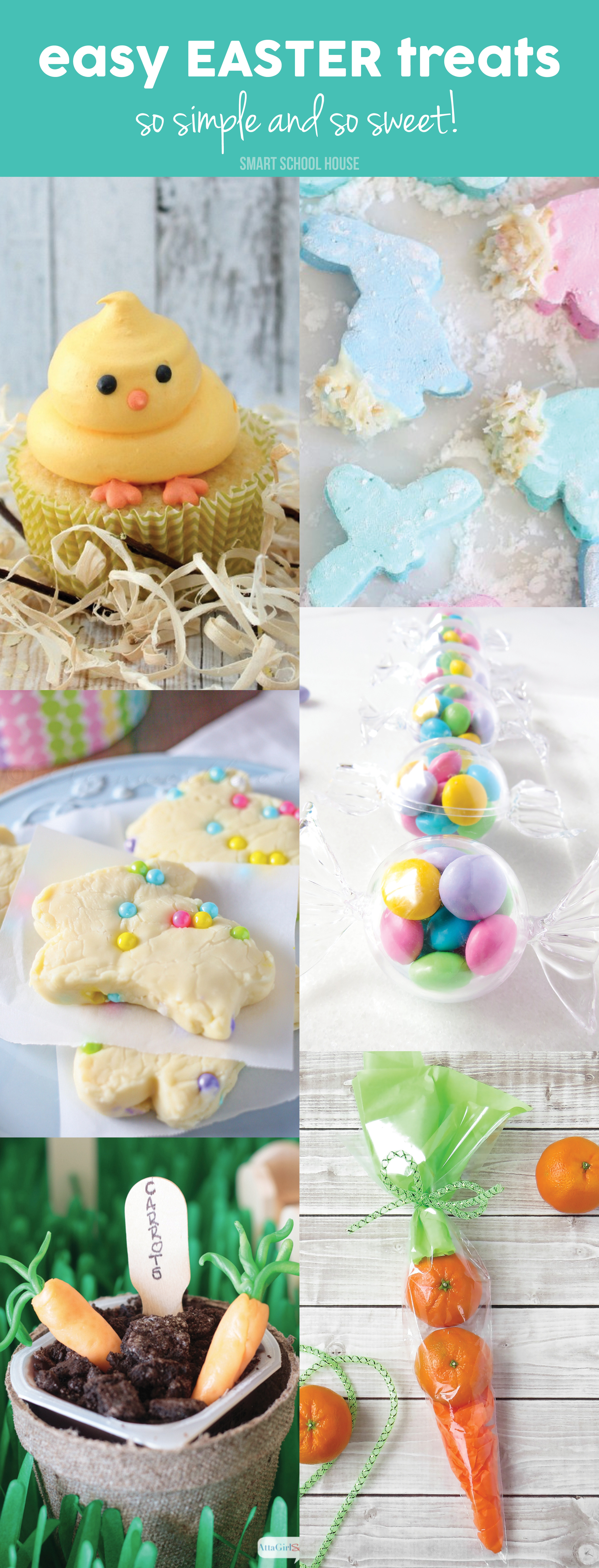 Quick Easy Easter Desserts  easy easter treats