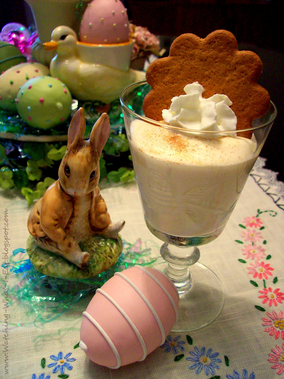 Quick Easy Easter Desserts  Watching What I Eat Easy Zabaglione a quick Italian