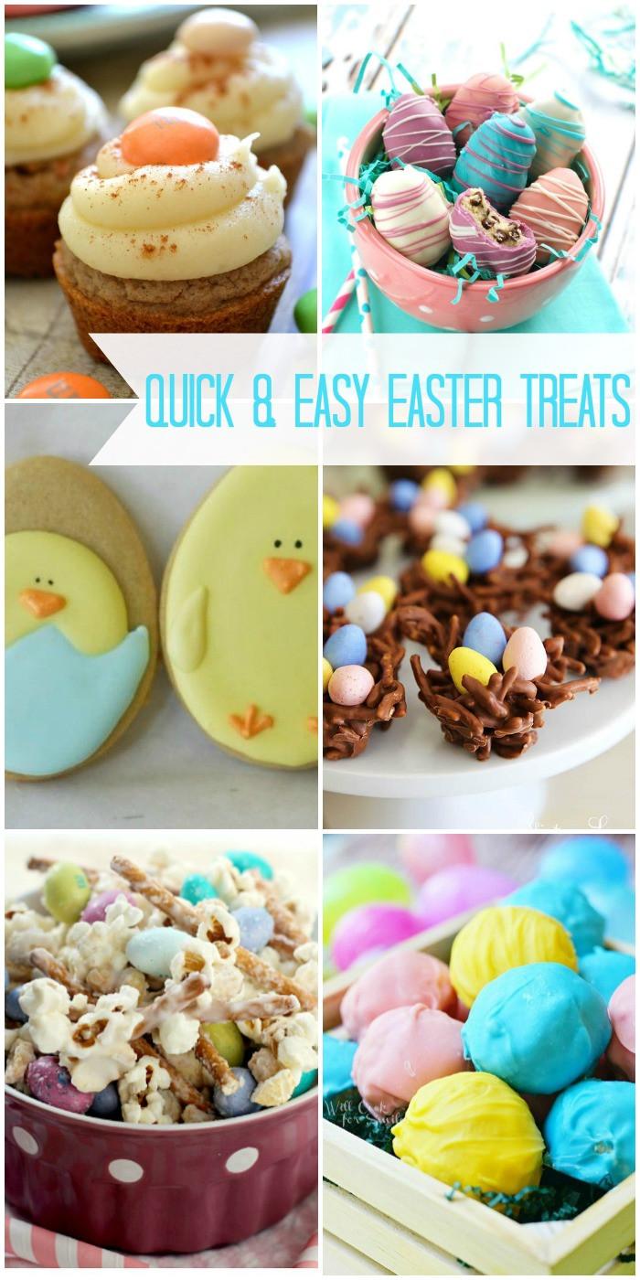 Quick Easy Easter Desserts  Easter Desserts