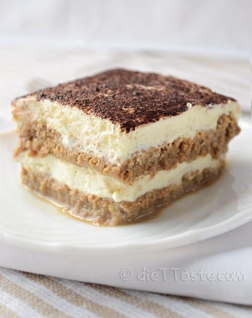 Quick Easy Summer Desserts  Eggless Tiramisu