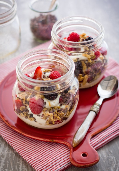 Quick Healthy Breakfast Foods  8 quick healthy breakfast recipes for even the busiest