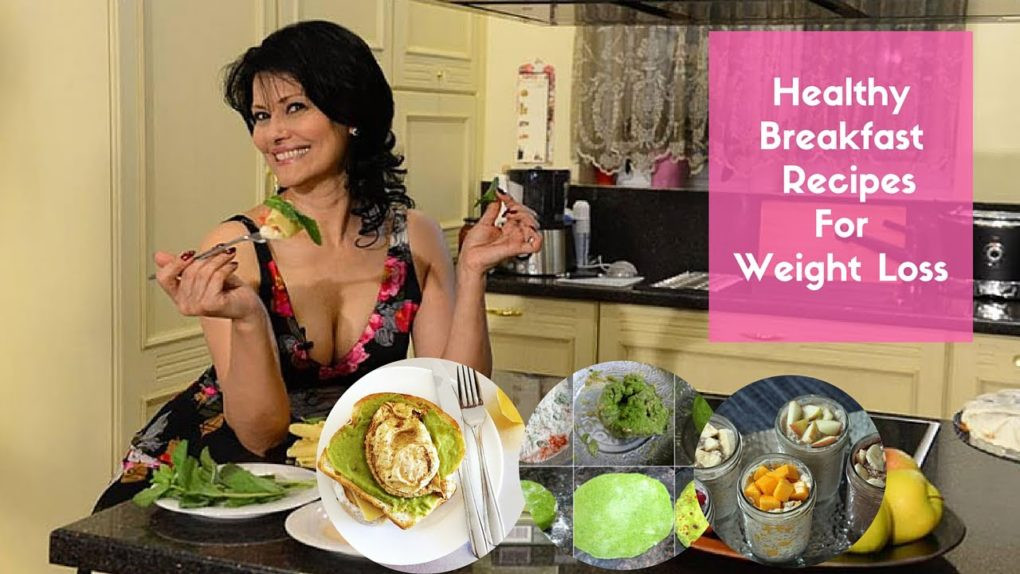Quick Healthy Breakfast Ideas For Weight Loss  Quick healthy breakfast For Weight loss