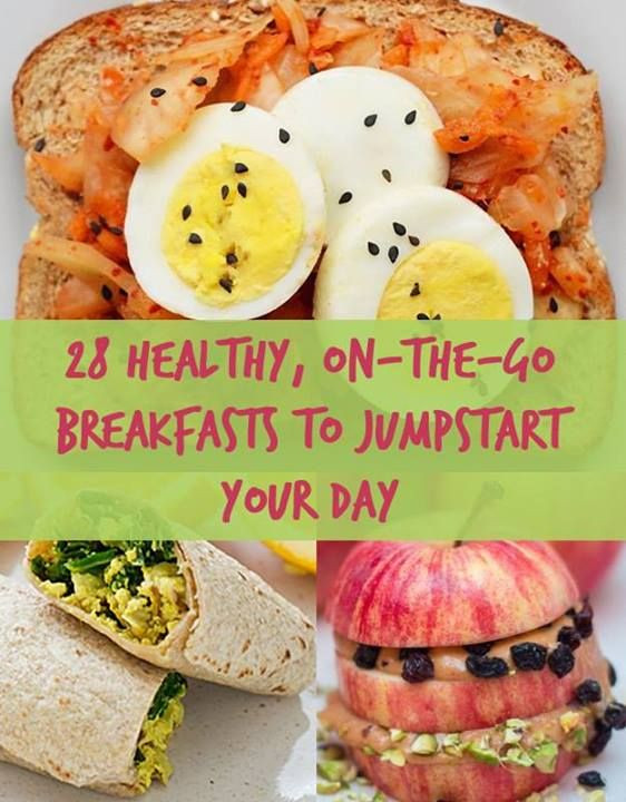 Quick Healthy Breakfast On The Go  1000 images about Cooking Stoned on Pinterest