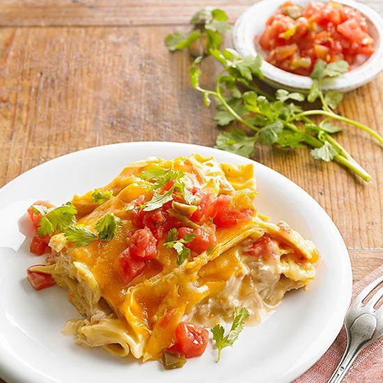Quick Healthy Casseroles  Healthy Chicken Casserole Recipes