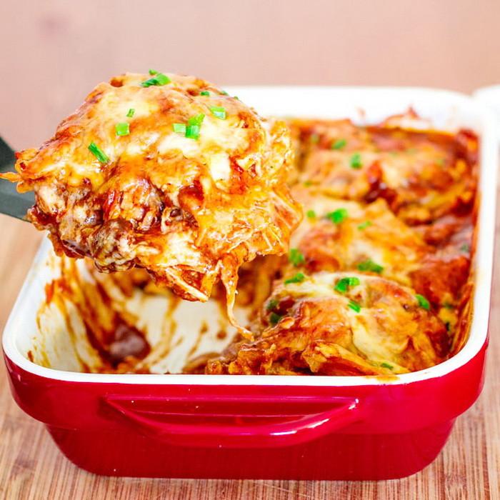 Quick Healthy Casseroles  Healthy quick chicken recipes easy Food easy recipes