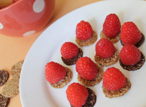Quick Healthy Desserts  Better Than Oreos 10 Sec Healthy Dessert – The Skinny