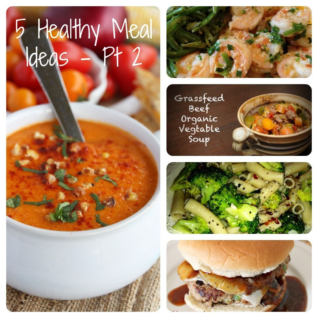 Quick Healthy Dinner Ideas  5 Quick Healthy Meal Ideas Pt 2 Yummy