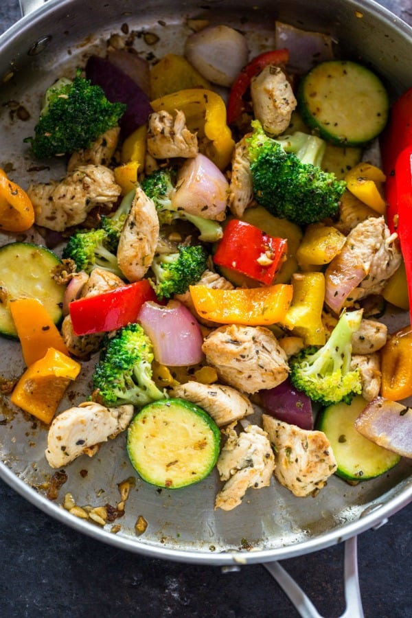 Quick Healthy Dinner Ideas  25 Healthy Quick and Easy Dinner Recipes to Make at Home
