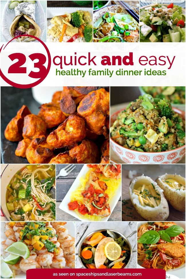 Quick Healthy Dinners For 2  1000 images about Spaceships and Laser Beams on Pinterest
