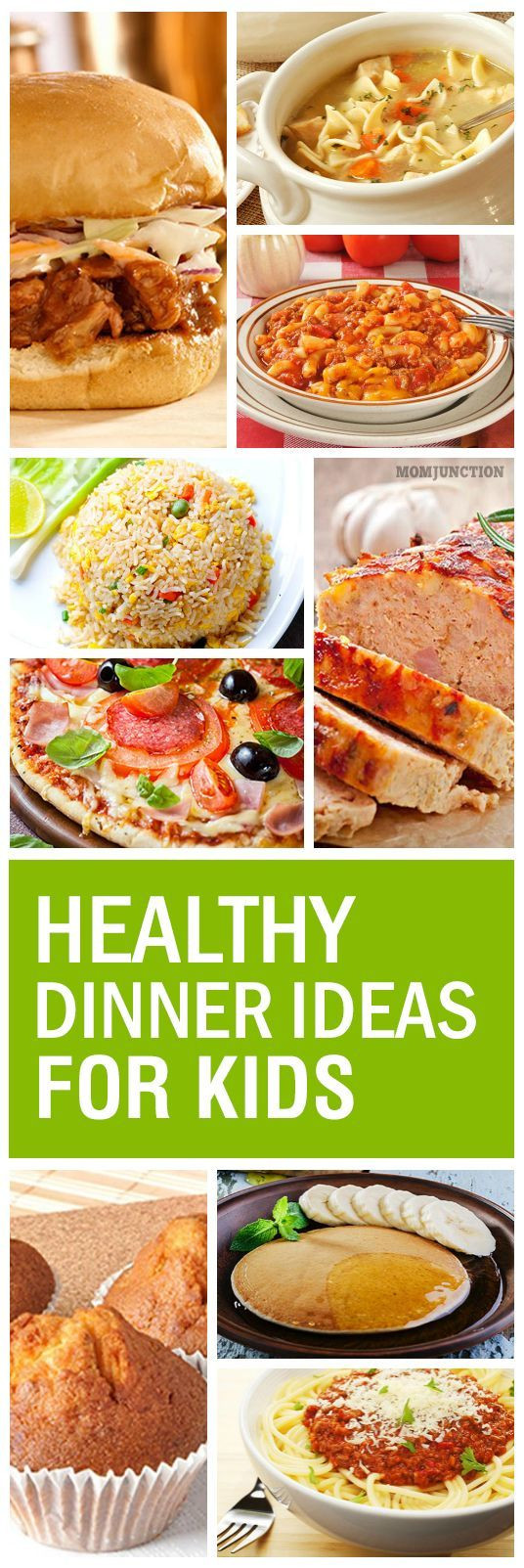 Quick Healthy Kid Friendly Dinners  15 Quick And Yummy Dinner Recipes For Kids
