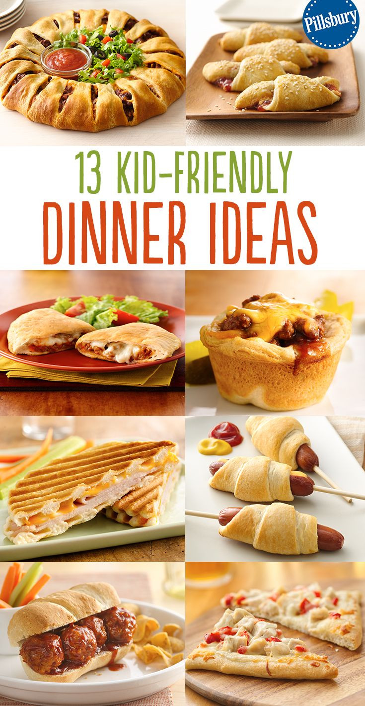 Quick Healthy Kid Friendly Dinners  Weekend dinner is easy with these kid friendly ideas The