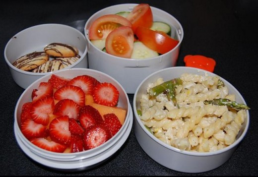 Quick Healthy Lunches For Work  Quick Easy Cheap and Healthy Lunch Ideas For Work