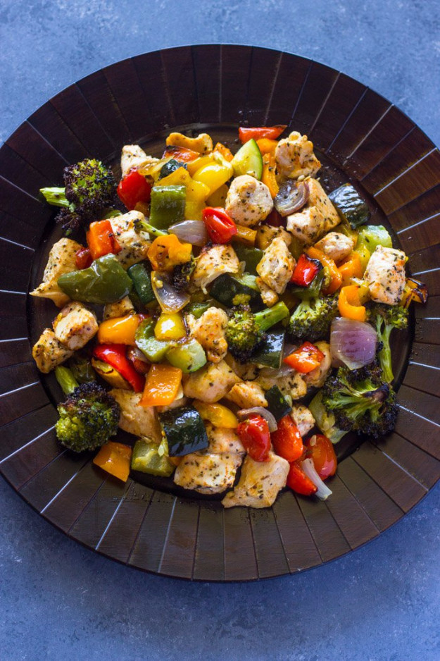 Quick Healthy Meals For Dinner  50 Quick and Healthy Dinner Recipes Easy