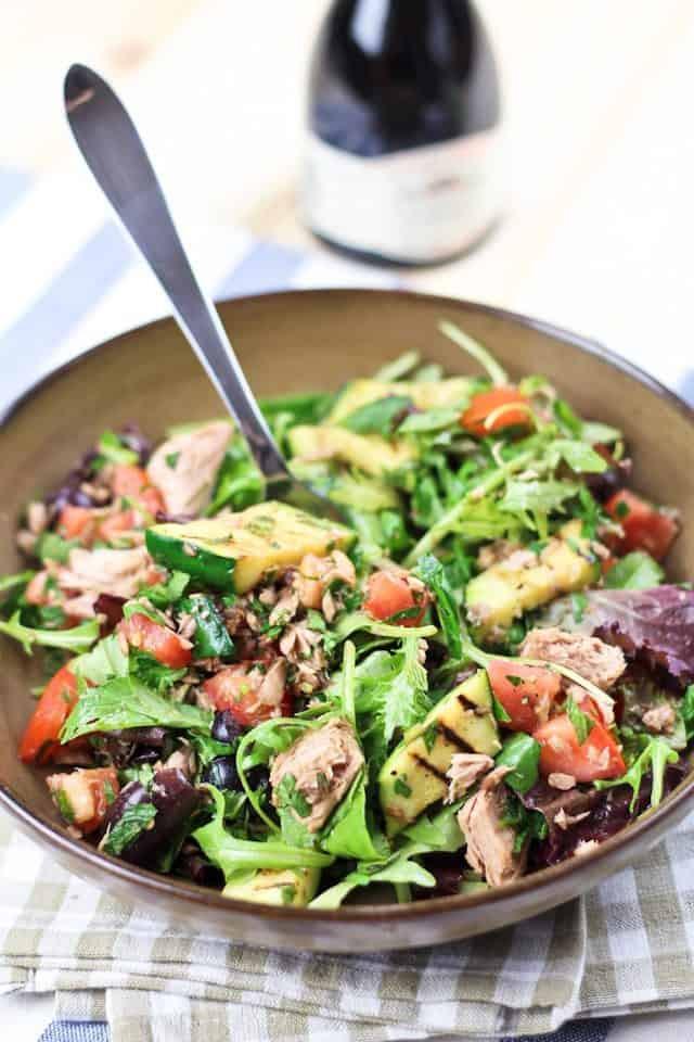 Quick Healthy Salads  Quick and Healthy Tuna Fish Salad