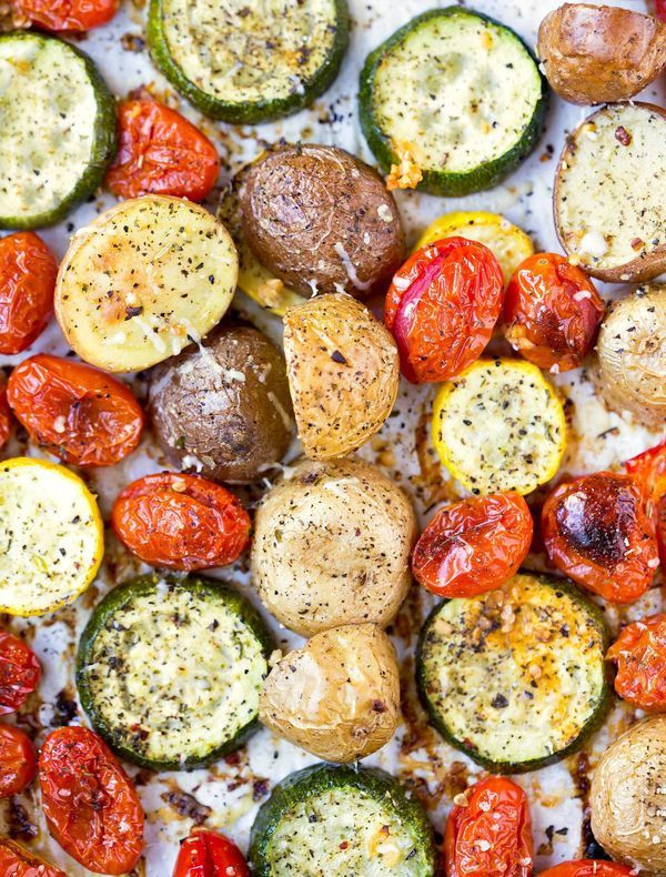 Quick Healthy Side Dishes  956 best Eat Yourself Healthy images on Pinterest